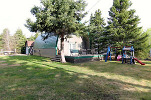 Candle Lake Cabin For Sale - Great Lot