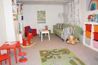 FULL-TIME & PART-TIME CHILDCARE