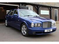 2002/02 BENTLEY ARNAGE T LUXURY SALOON