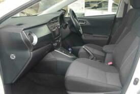 2012 Toyota Auris 1.8 VVTi Hybrid Icon NAV 5dr CVT Auto PETROL/ELECTRIC white CV