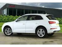 Audi Q5 S line 40 TDI quattro 190 PS S tronic Auto Estate Diesel Automatic