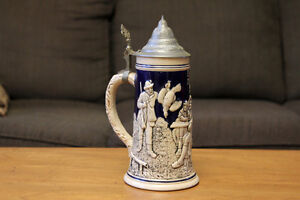 Vintage Marzi and Remi Beer Stein #1