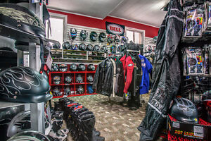 Re-Gear Oshawa Saves You Money On Motorcycle Gear