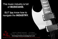 Musician Website/Press Kit ASSESSMENT: Are YOU Standing Out ?