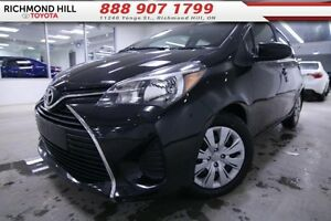 2016 Toyota Yaris LE   - $97.45 B/W - Low Mileage