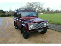 2014 64 LAND ROVER DEFENDER 2.2 TD COUNTY STATION WAGON 5 SEATS DIESEL