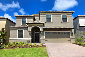 8 Bed 5 Bath Virtual tour of Villa - ChampionsGate 9mi to Disney