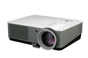 Smart 4K Projector Nixon VPL 550 with 72' Screen
