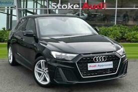 image for 2021 Audi A1 Sportback S line 35 TFSI  150 PS S tronic Auto Hatchback Petrol Aut