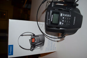 Plantronics Phone with Cordless Headset
