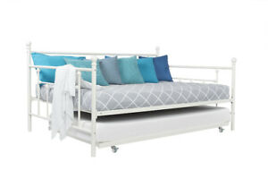 LOOKING FOR a double day bed with trundle