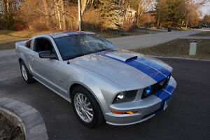 2007 Deluxe GT Mustang Coupe, Manual
