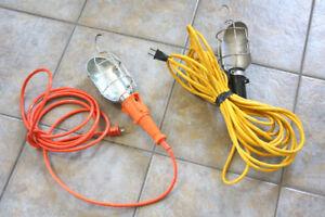 2 Lumière De Mécanicien Garage, Extension de 12'' et 30'' pieds