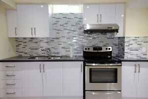 Newly Renovated 2 Bed / 2 Bath basement apt for rent