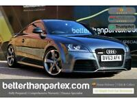 2013 Audi TT RS 2.5 RS PLUS TFSI QUATTRO 355 BHP 41,000 MILES Coupe Petrol Manua