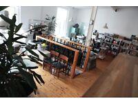 Desk to rent in Hidden Lane Studio