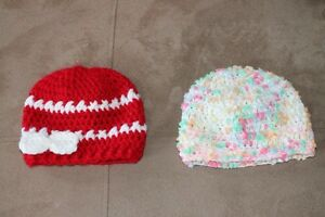 Hand Made Baby hats