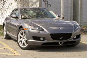 2006 Mazda RX-8 GT with 89,000 km!!!