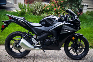 2012 Honda CBR125R Great condition with low mileage