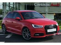 2018 Audi A1 1.4 TFSI 150 Black Edition Nav 5dr S Tronic Auto Hatchback Petrol A