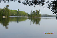 Sharbot Lake, waterfront vacant lot - 11 acres