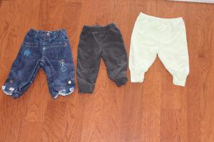 9m baby pants