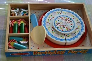 Melissa and Doug magnet set jeu émanté