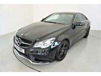 2014 Mercedes-Benz E-CLASS 2.1 E220 CDI AMG SPORT 2d AUTO 170 BHP-2 OWNER CAR-18