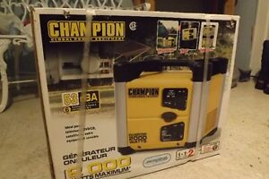 NEW.2000 WATT CHAMPION INVERTER GENERATOR