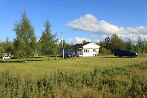 House on 40 Acres of Land in Iroquois Falls, ON W/Cabin