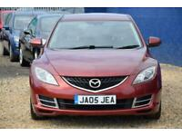 2009 Mazda 6 2.2 D TS 5D 125 BHP + FREE NATIONWIDE DELIVERY + FREE 3 YEAR WARRAN