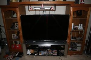 3 PIECES TV OR  WALL UNIT,LIKE NEW CALL 519-673-9819