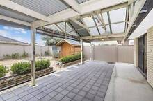 SOLAR POWERED,Gardener incl. NEAR NEW Furnished OR bring your own Mansfield Park Port Adelaide Area Preview
