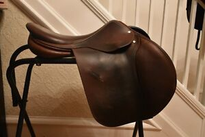 Luc childeric M saddle for sale $2600 obo
