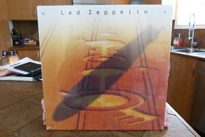 Boitier de 4 cd de Led Zeppelin