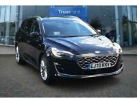 2020 Ford FOCUS VIGNALE 1.5 EcoBlue 120 5dr Auto with Satellite Navigation, Driv
