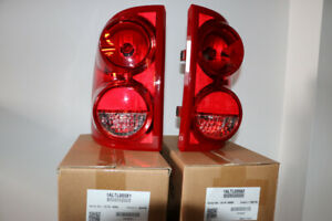 Lumières Arrières Dodge Dakota 2005-2011 Tail Lights