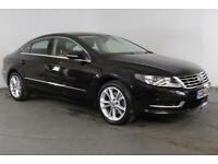 2015 64 VOLKSWAGEN CC 2.0 TDI BLUEMOTION TECHNOLOGY 4D 138 BHP DIESEL