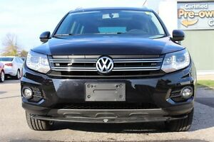 2015 Volkswagen Tiguan Comfortline AWD - BRAND NEW PRICE! Kitchener / Waterloo Kitchener Area image 2