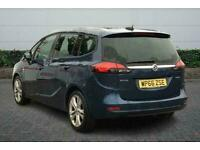 2017 Vauxhall Zafira 1.4T SRi 5dr Estate Manual Estate Petrol Manual