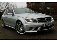 Mercedes-Benz C63 AMG 6.3 auto 7G-Tronic 2009 AMG