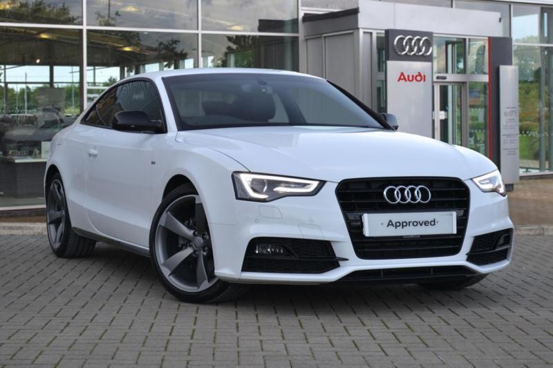 2016 audi a5 tdi s line black edition plus multitronic - Audi a5 coupe s line black edition for sale ...