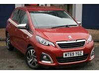 2020 Peugeot 108 1.0 72 Collection 5dr Hatchback Hatchback Petrol Manual