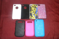 Cell Phone Cases Lot (7 In Total)