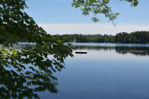 Beautiful 62 acre lakefront property