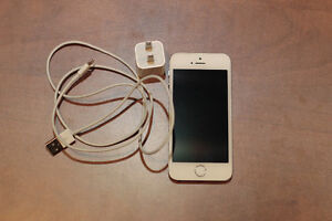 Chatr iPhone 5s - 16gb