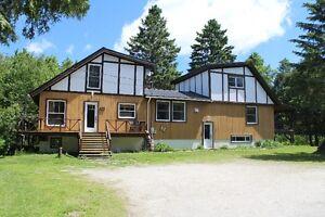 Vaste cottage | 20 acres | Possibilité de B&B