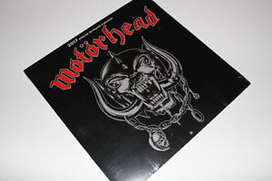 MOTORHEAD-COLLECTIBLE-2017 CALENDAR ALBUM (NEUF/NEW) C022