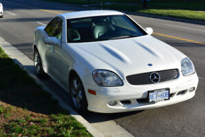 2003 Mercedes-Benz SLK-Class 3.2L Coupe (2 door)