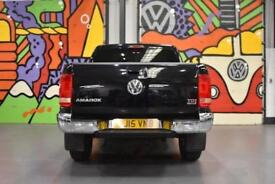 2015 VW AMAROK DOUBLE CAB 2.0BITDI 180PS DSG HIGHLINE